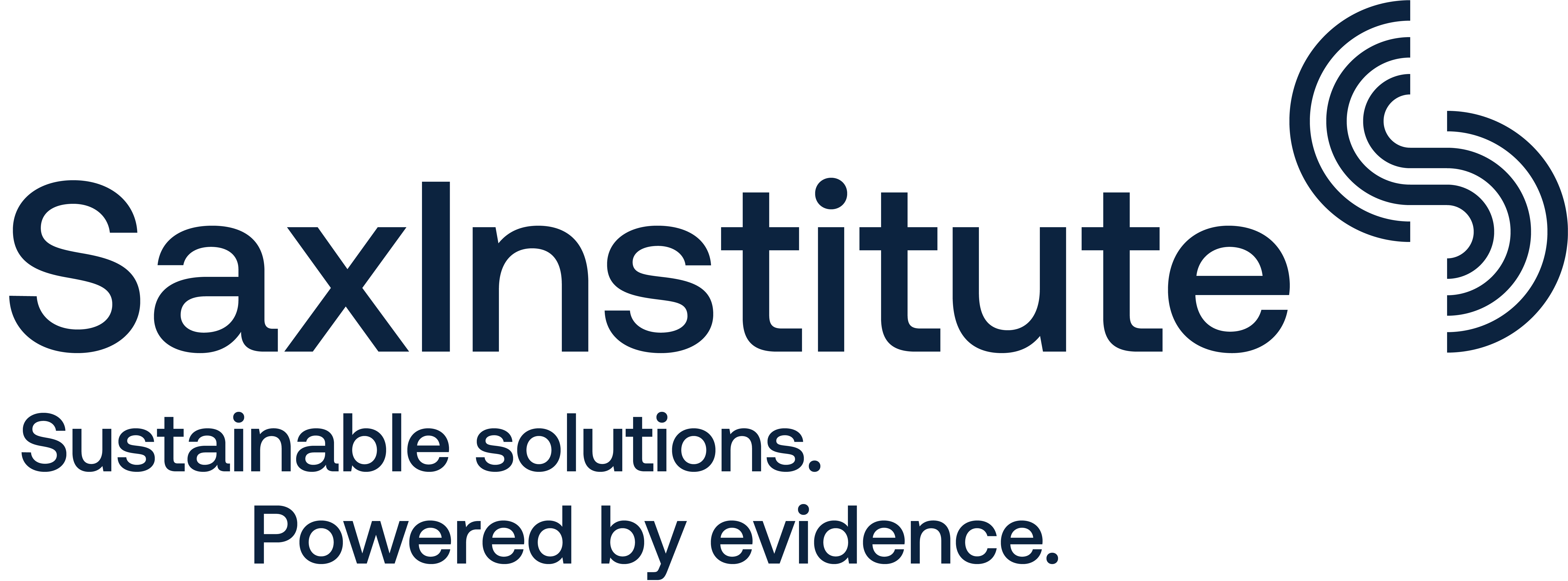 The Sax Institute Logo