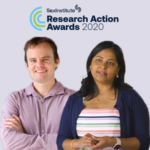 Research Action Award winners