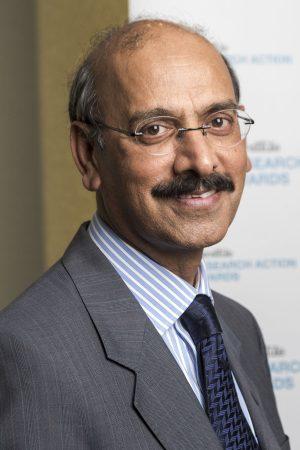 Dr Abdul Ghaffar WHO
