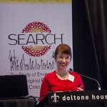 Professor Emily Banks, SEARCH Annual Forum 2017