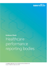 Healthcare performance reporting bodies featured image