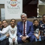 The Hon. Ken Wyatt MP with SEARCH families