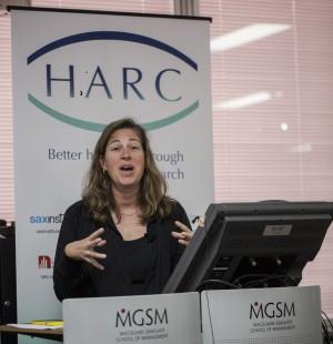 Associate Professor Jennifer DeVoe says networks of PCMHs can provide valuable data.