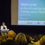 Health Minister Jillian Skinner opens the conference