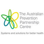 Logo for the Australian Prevention Partnership Centre for chronic disease prevention
