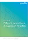 Patients' Experiences in Australian Hospital