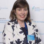 Sax Institute Research Action Awards 2018 winner Associate Professor Anne Abbott